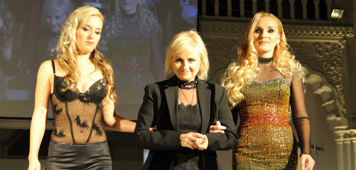 Night of Excellence jubileumi divatgala tombacz zsuzsa