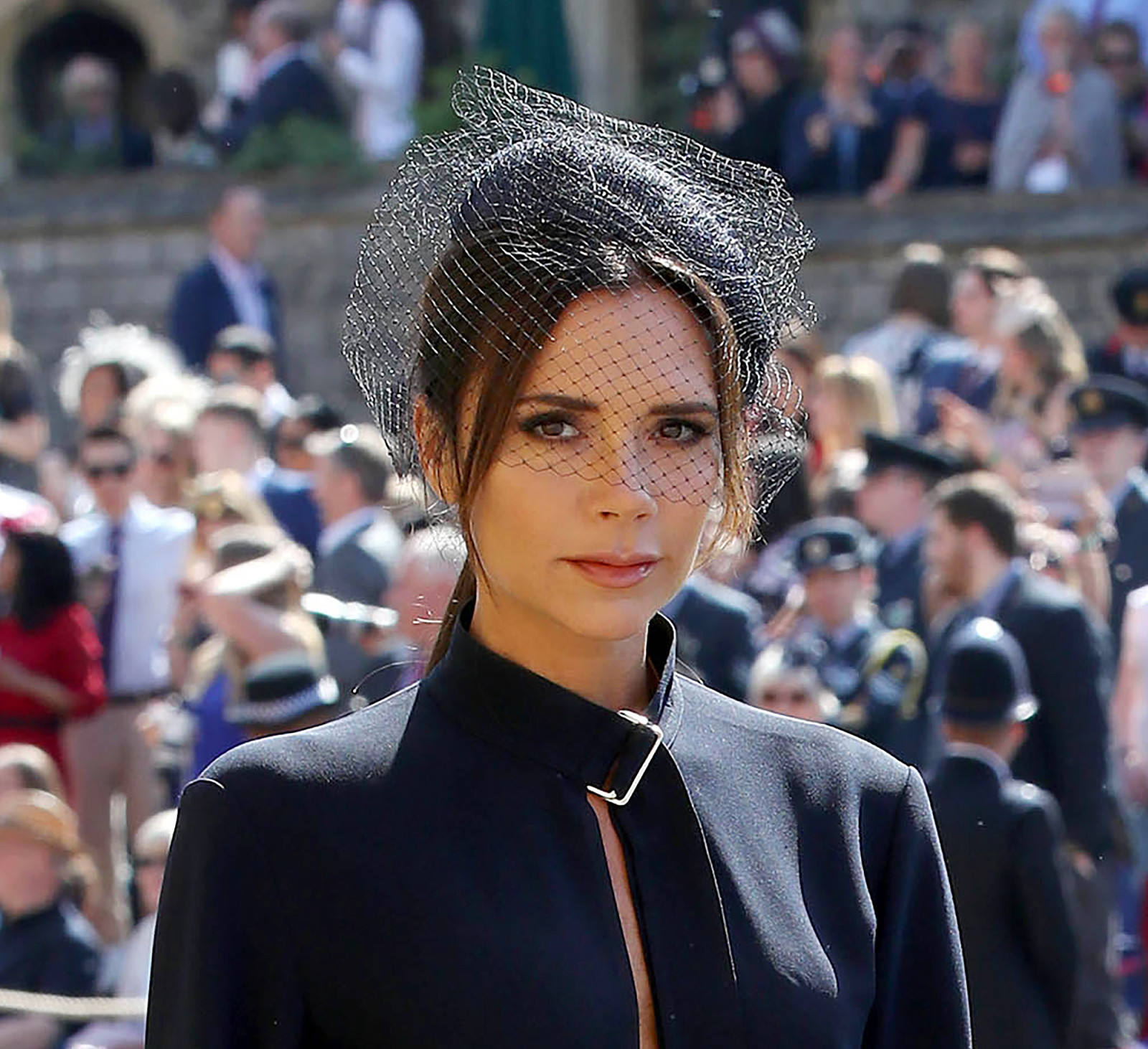 victoria-beckham-wildest-fascinators-royal-wedding
