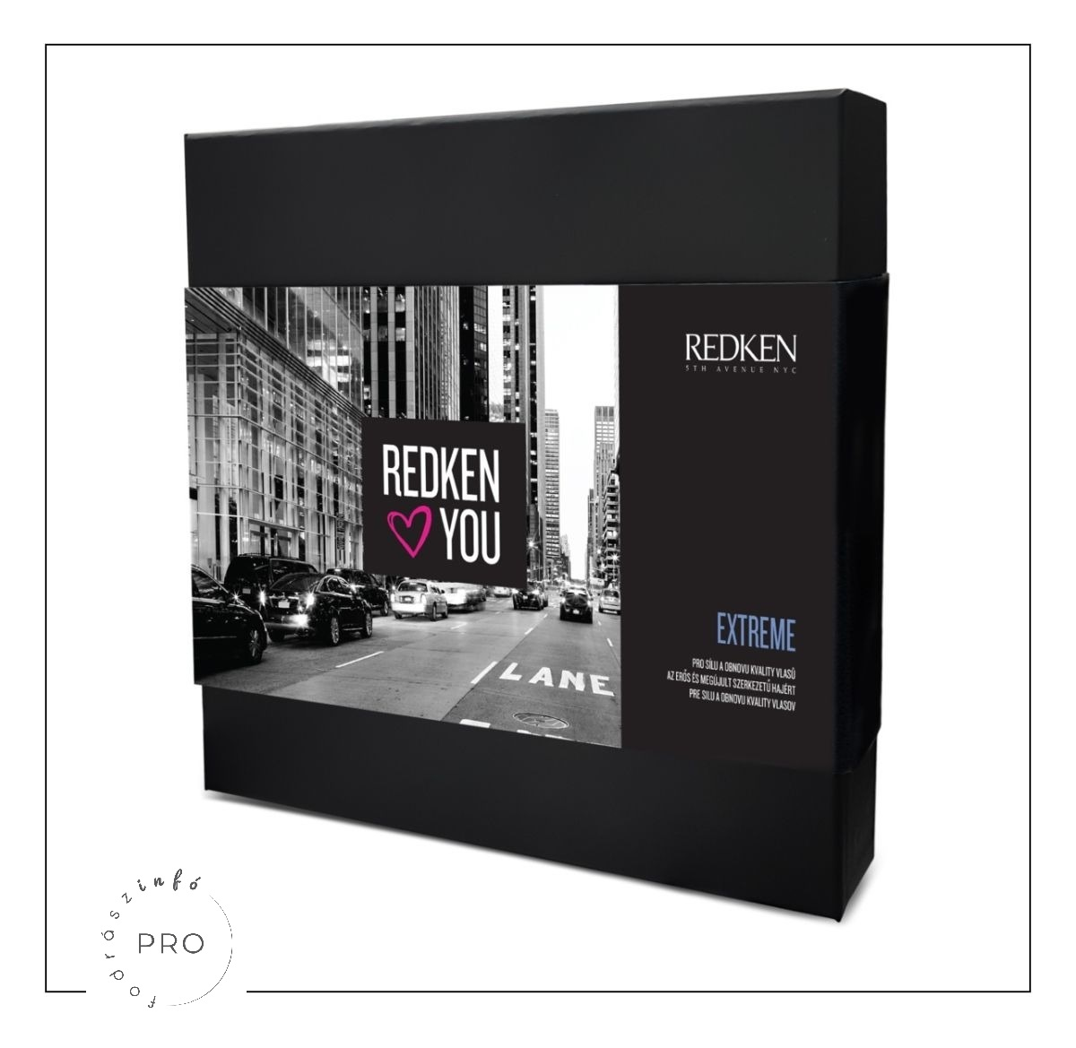 redken christmas bag